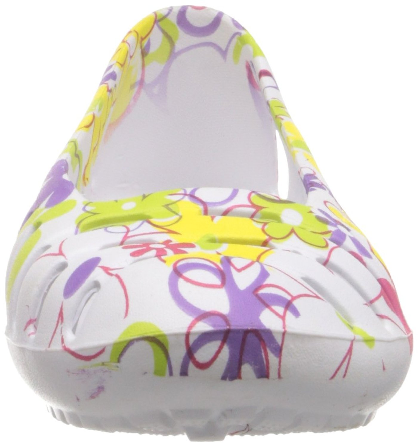 Alice - Multi Colour Flower Print 2